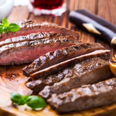 Grass Fed Flank Steak