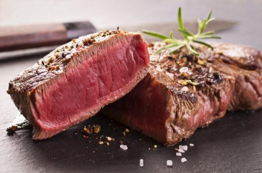 Grass Fed Tenderloin Steak